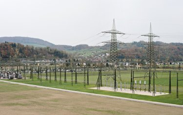 220 kV outdoor switching substation