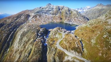 The Grimsel tunnel (in German)
